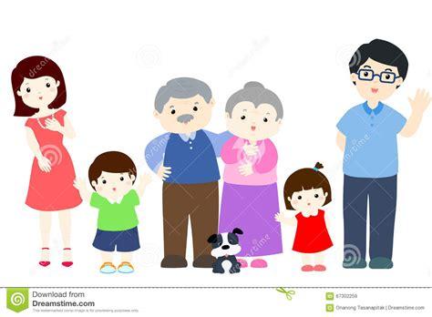 imagenes sobre la familia animada ejemplo animado del dise 241 o de car 225 cter de la familia