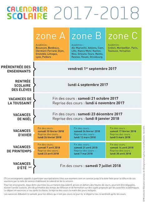 Vacances Scolaires 2018 Grenoble Calendrier Les Dates Des Vacances Scolaires Jusqu En