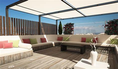 ideas para decorar terrazas aticos ideas para decorar la terraza de un 225 tico dise 241 o pisos