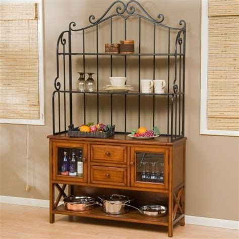 Bakers Rack With Storage Cabinets by Calypso In The Country Where Did You Get That Baker S Rack