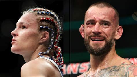 by jill thompson cm punk chicago s cm punk felice herrig get the ufc fights they