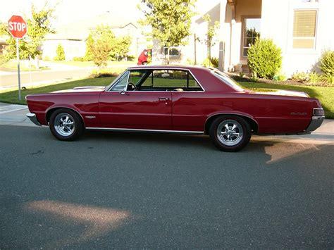 4 Door Pontiac Gto 1965 Pontiac Gto 2 Door Hardtop 61234
