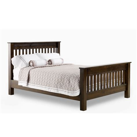 slat bed newport slat style bed solid wood furniture woodcraft