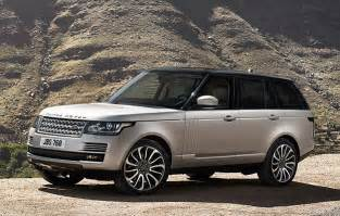 2013 range rover makes u s debut with 83 500 base price