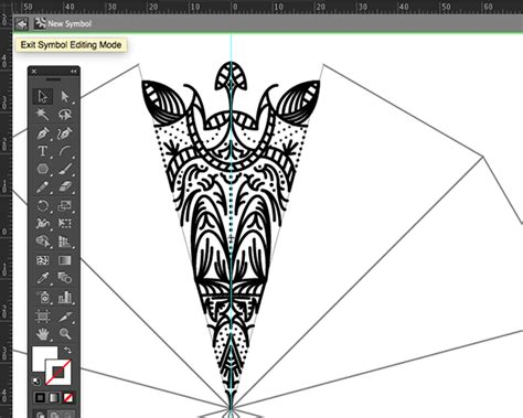 illustrator pattern has gaps how to create complex mandala patterns in illustrator