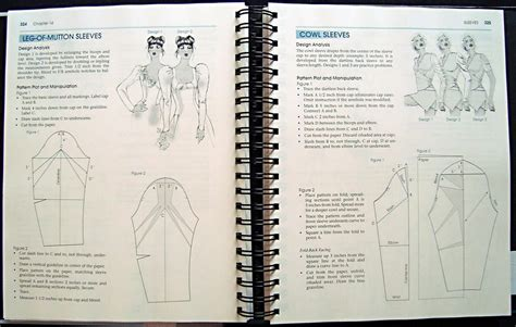pattern making a comprehensive reference for fashion design patternmaking for fashion design konstrukcja rękawa 189