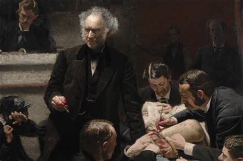 thomas eakins's 'the gross clinic' restored and returned