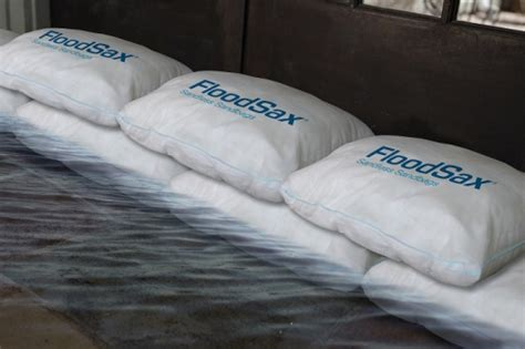 fight water damage with floodsax 174 global hardware ltd
