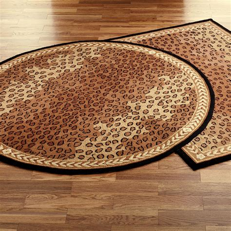 Circular Rugs For Sale by Leopard Rugs