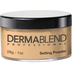 Dermablend Setting Powder lex s summer essentials couture