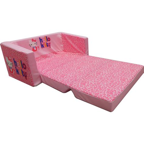 hello kitty flip open sofa com marshmallow furniture minnies bow tique flip