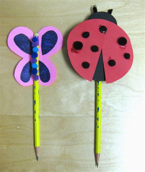 pencil craft ideas  kids art craft gift ideas