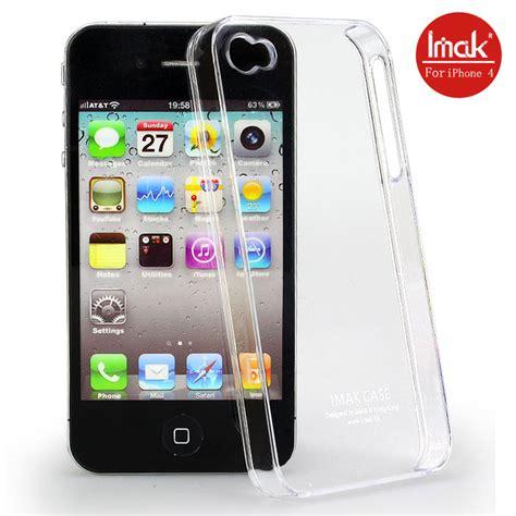 Imak 2 Ultra Thin For Iphone 55s Transparent 1 imak 2 ultra thin for iphone 4 4s