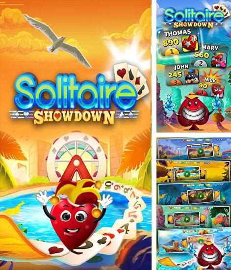 showdown android solitaire for android android 3 1 free