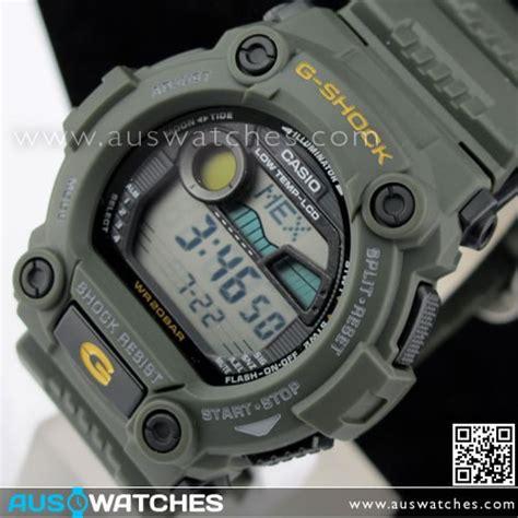 Gshock G 7900 3dr buy casio g shock green g rescue s g