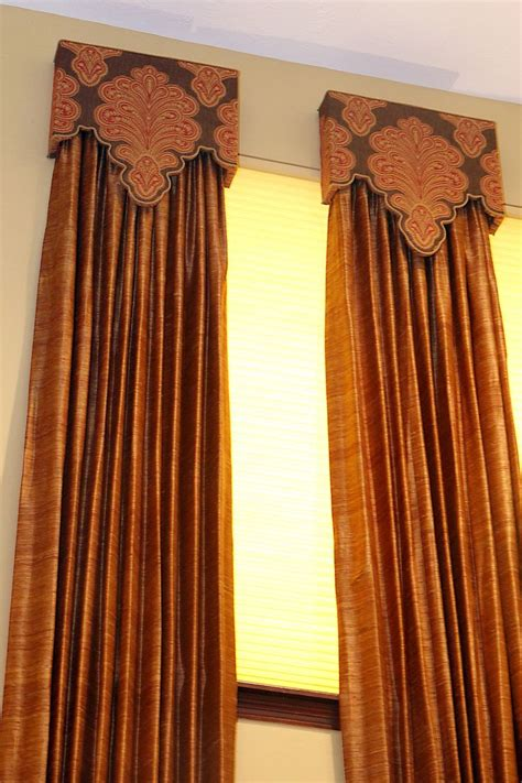 curtain fabric ideas 297 best cornices valances images on pinterest