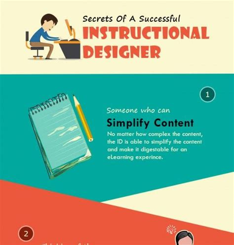 Learning The Secrets Of Resources 3 by Secrets Of A Successful Designer Infographic