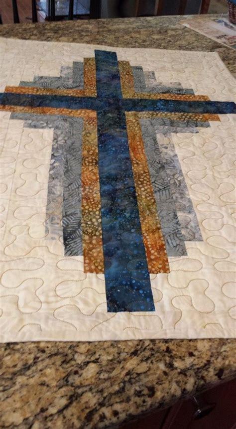 design pattern logger log cabin cross by janice fogel quilts designs