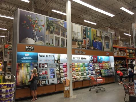 new color center in the paint department yelp