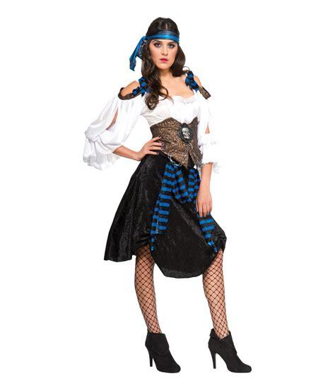 Pilgrim Decorations Rum Runner Pirate Womens Costume Pirate Costumes