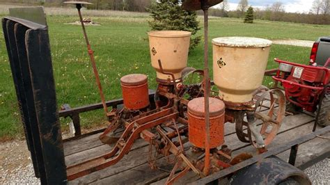 Allis Chalmers Corn Planter Parts by Allis Chalmers Corn Planter Yesterday S Tractors