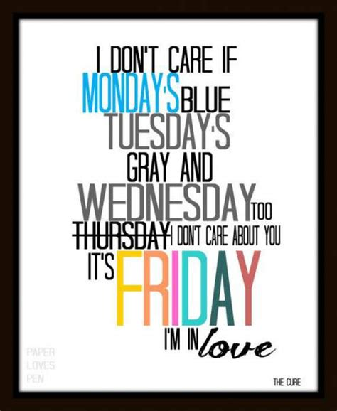 Therapy Fridays In This Saturday The Best From Around The Blogesphere This Week Second City Style Fashion by Friday Quote Wisemovement