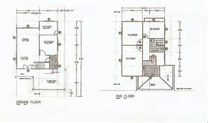 Floor Plan For Two Storey House In The Philippines by Two Storey House Floor Plan Designs Philippines