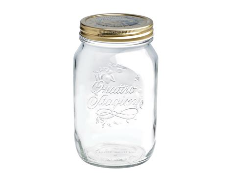 vaso bormioli 4 stagioni con capsula lt 1 5