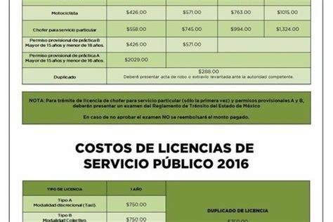 formato universal de pago de refrendo 2016 del estado de mexico pago licencia estado de mxico 2016 mexiquenses molestos