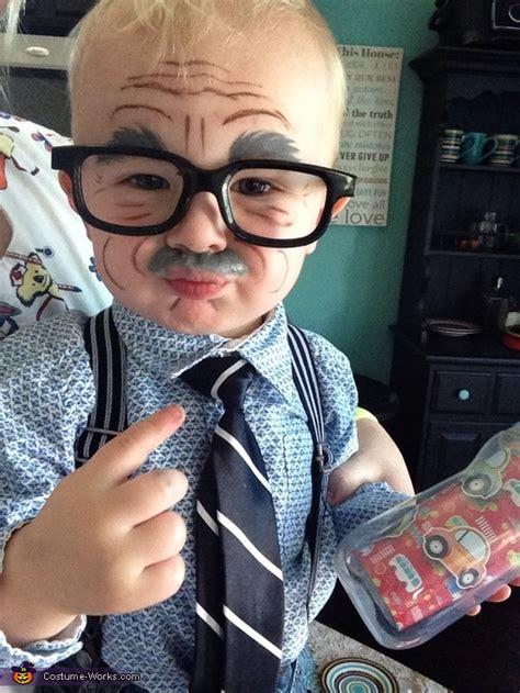 grandpa baby halloween costume