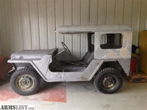 m151a1 jeep armslist for sale military jeep m151a1 mutt