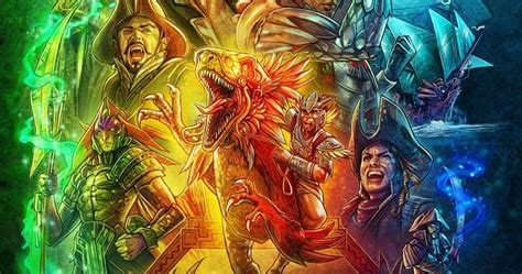 the of magic the gathering ixalan books the geeky nerfherder coolart magic the gathering