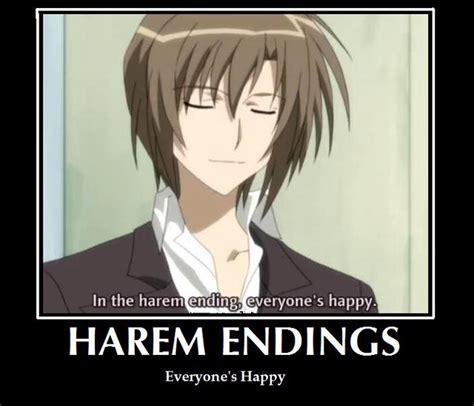 anime romance ending sad crunchyroll forum i m sad that the harem end option is