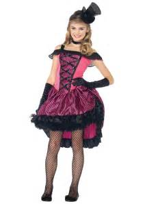 halloween costumes girls teen can can costume