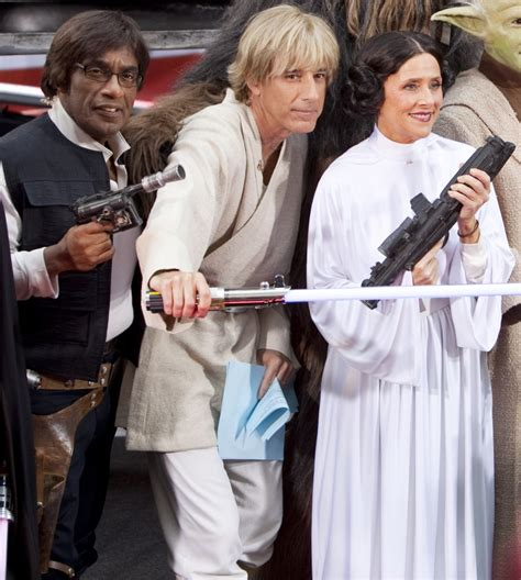 the today show cast does halloween star wars style celebrity halloween costumes page 3