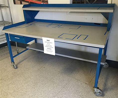 bench warehouse sale used steel work benches for sale 28 images used metal