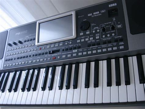Keyboard Korg Pa900 korg pa900 image 763136 audiofanzine