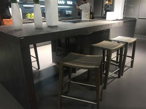 modern kitchen island counter height stools from wood