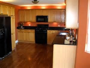 Kitchen Ideas Orange Walls Best 25 Orange Kitchen Walls Ideas On Burnt