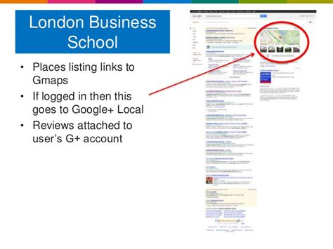 Lbs Mba Term Dates by Integrating Search Marketing And Social Media