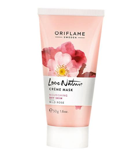 Masker Oriflame oriflame nature mask 50 ml