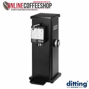 Ditting Coffee Grinder Ditting Kfa1203 Retail Packet Commercial Coffee Grinder