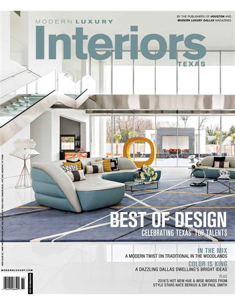100 houston home design magazine guide to 20 most