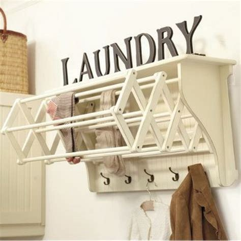 laundry room drying rack ideas 50 laundry storage and organization ideas 2017