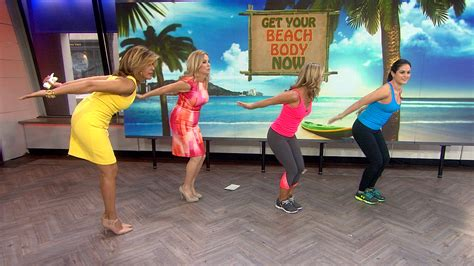 kathie lee gifford exercise video 4 workout moves to tone waist arms abs booty today