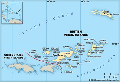 british virgin islands map location virgin islands british location kids encyclopedia