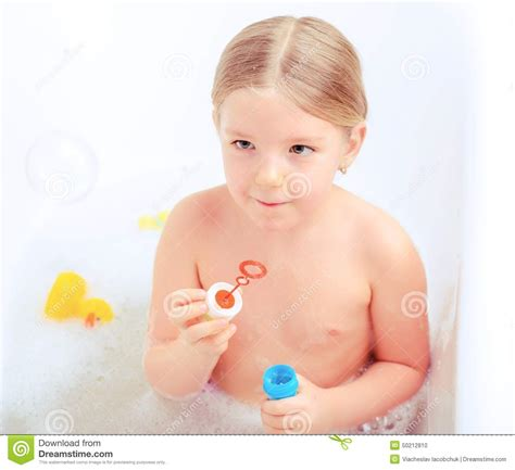 girl in the bathroom pics cute little girl in the bathroom stock photo image 50212810