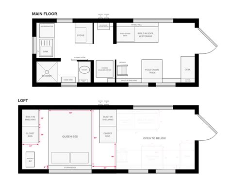 micro homes floor plans luxury floorplan of the park model