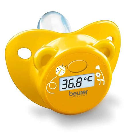 Beurer Termometer Digital By 20 1 beurer by20 digital pacifier thermometer