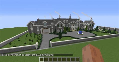 Stone Mansion Alpine Nj Floor Plan by Alpine Mansion By Stampylongeverything 169 Minecraft Project
